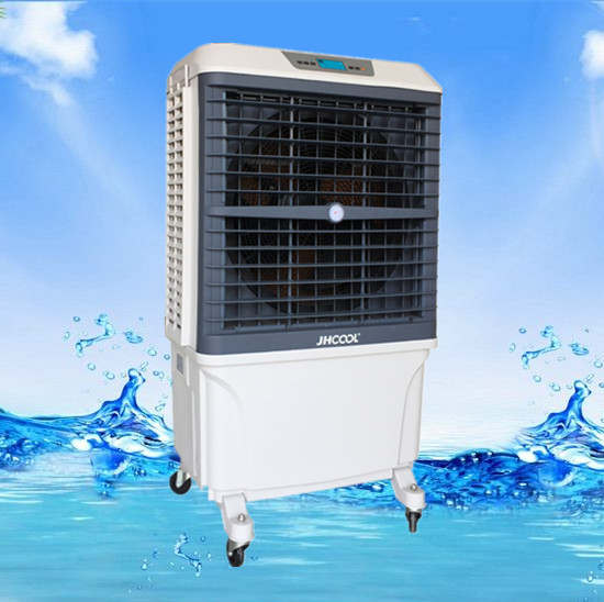 Fujian JH evaporative air conditioner with 8000cmh airflow made in China