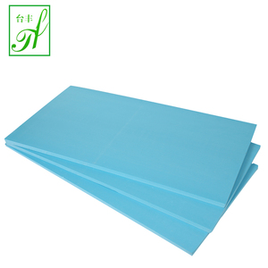 Blue XPS insulation board energy conservation Roof insulation