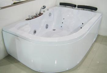 Big Jacuzi,Big Massage Bathtub,Free Standiing Corner Bath Tub