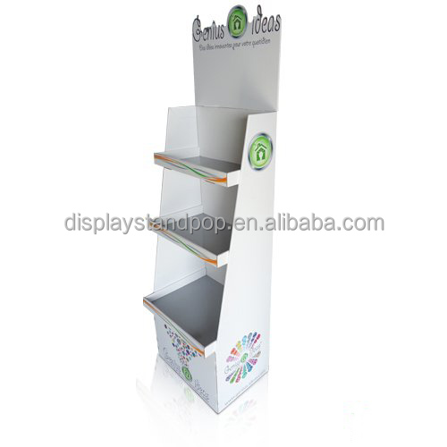 cardboard pet food display shelves for pet stores large pallet display for pets cleaning products