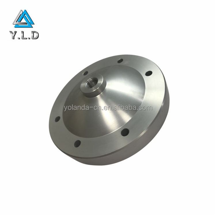 OEM Brushing Anodizing Sandblasting Polishing Vacuum Plating Mechanical Parts Custom Precision Aluminum CNC Machining