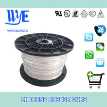 18 AWG super flexible soft silicone coated wire in all colors china provides