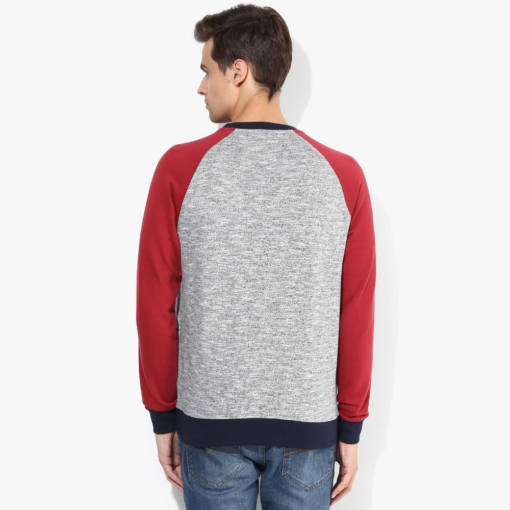 Mens Custom French Terry Wholesale Crewneck Sweatshirt