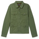 OEM casual cotton male four pockets army green military field jacket for man