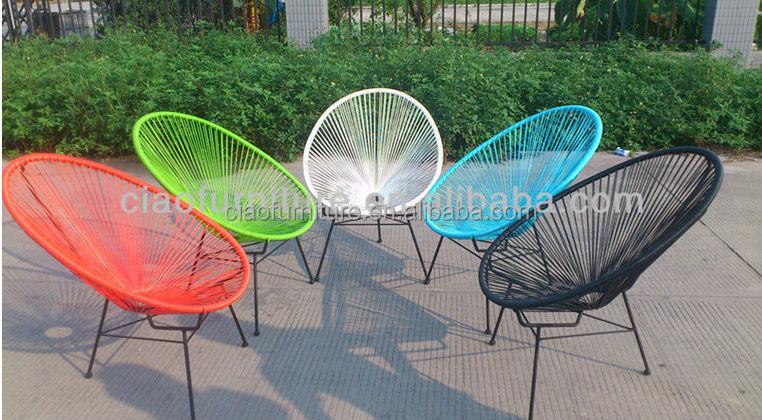 Garden Furniture Outdoor Patio String Egg Chair Buy