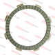 Motorcycle Clutch Friction Plate CD70 CG125 carbon-rubber best quality