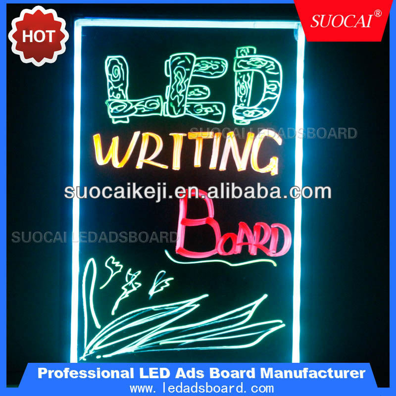Backlit Menu Boards LED Illuminated Display Panels - Retail Display