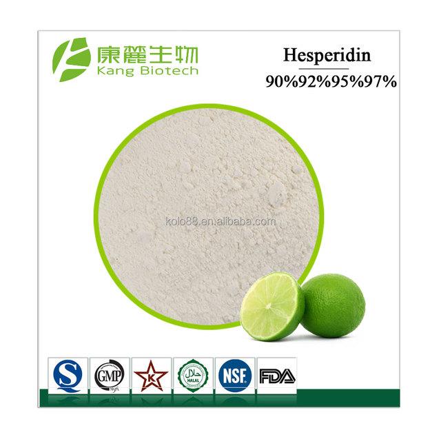 Citrus aurantium extract bioflavonoid 90% 92% 95% 97% 98% supplier hesperidin
