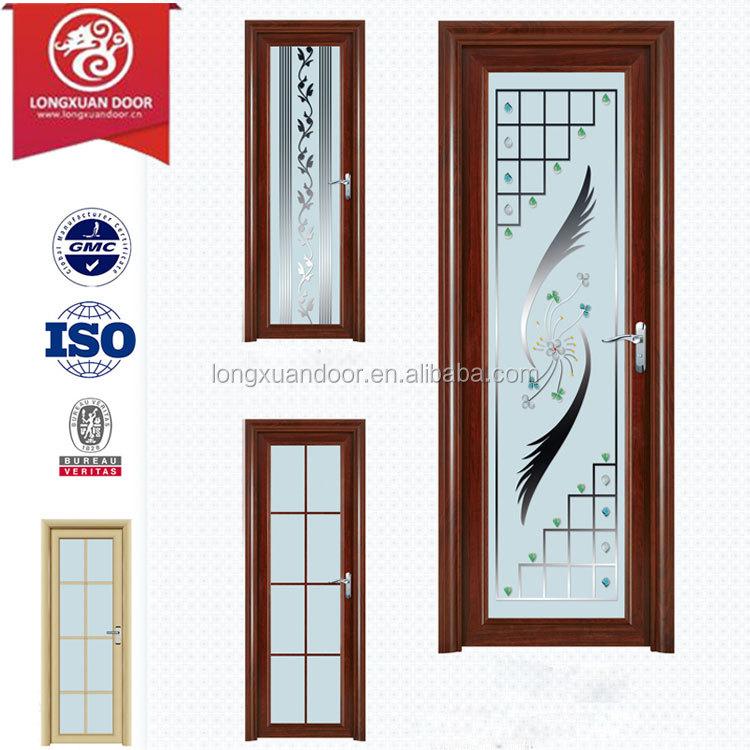 Puertas madera y vidrio puerta vestbulo puertas y for Puertas en madera y vidrio