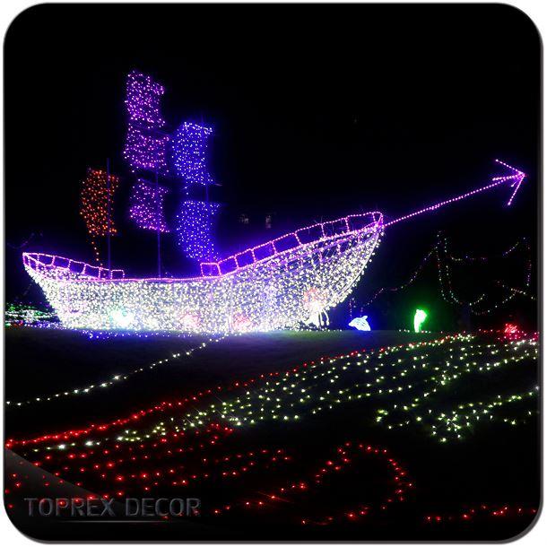 Finden Sie Hohe Qualität Weihnachten Lichtschlauch Silhouette ...