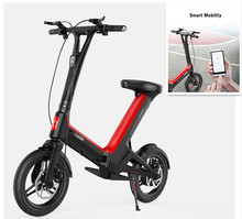 China cheap electric folding bike with APP controll