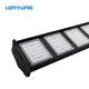 SAA TUV IP65 waterproof industrial lighting LED linear highbay fixture for factory gymnasium stadium