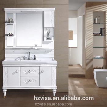 2018 New Design Hangzhou Suihe Tool Pvc Bathroom Cabinet
