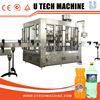 Easily Open Cap Carbonated Can Filling Machine