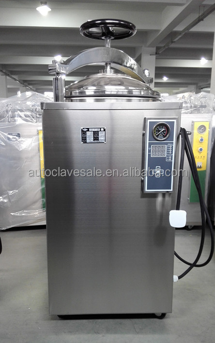 Bluestone Vertical Autoclave for Mushroom Cultivation