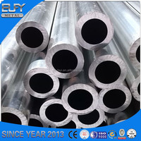High Quality 6060 T5 Temper Round Aluminum Tube Profiles for building