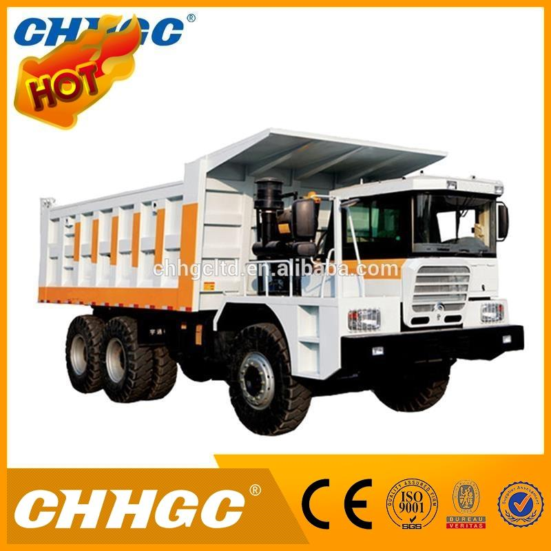 40 Ton Coal Mining Dump Truck With 14.00-24 24PR Tire