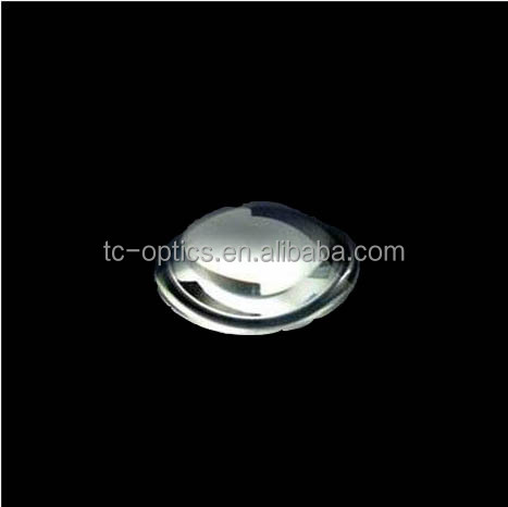 Negative meniscus optics lens