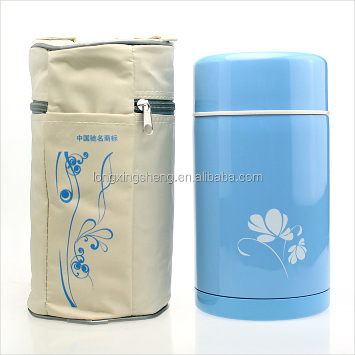 250ml stainless steel thermos lunch box for ladies/wholesale lunch boxes/keep food warm lunch box