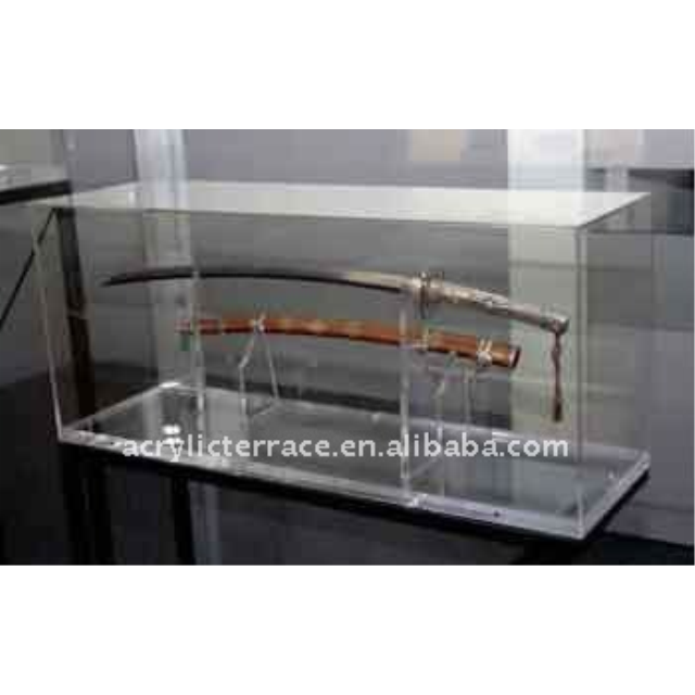 Clear Sword Display Case