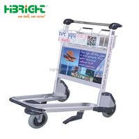 Passenger Luggage Cart