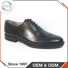 Best Quality Grain Leather Upper Brogue Dress Wedding Shoes Men