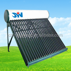 100 liter to 300 liter Compact Solar hot Water Heater with Nonpressure system