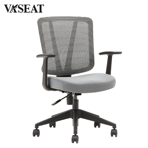 cheap computer chair swivel chair mesh staff chair with wheels
