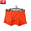 New wholesale men's underwear cotton and modal men's middle-waist comfortable boxer shorts