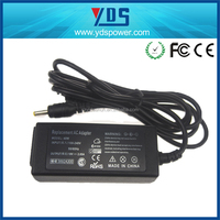 china oem product 19v 2.05a solar power inverter with charger,ouput power adapter t,acdc adaptors for laptops 4.0*1.7mm 39W
