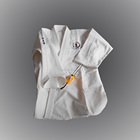 high quality 100% cotton aikido kimono uniforms