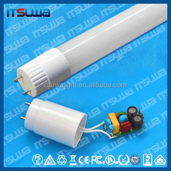Long Lifetime PC Cover 9W Tube LED T8 With Reasonable Price CE RoHs listed
