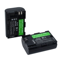 Digital slr camera battery LP-E6 LP-E6N for Canon EOS 5d mark iii IV II 6D 7D 60D 70D