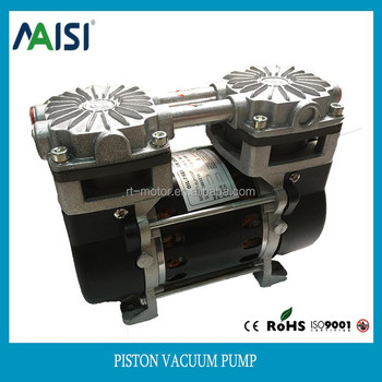 220v Ac Oilless Small Piston Vacuum Oxygen Concentrator Pump - Buy ...