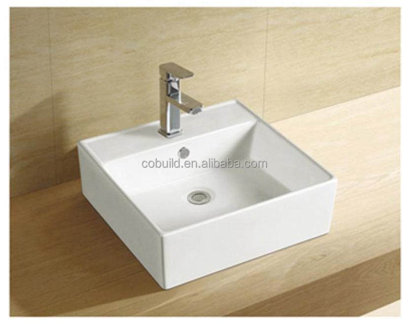 Cb 45042 lavadero ba o tama o peque o lavabo de porcelana for Lavadero de bano precio