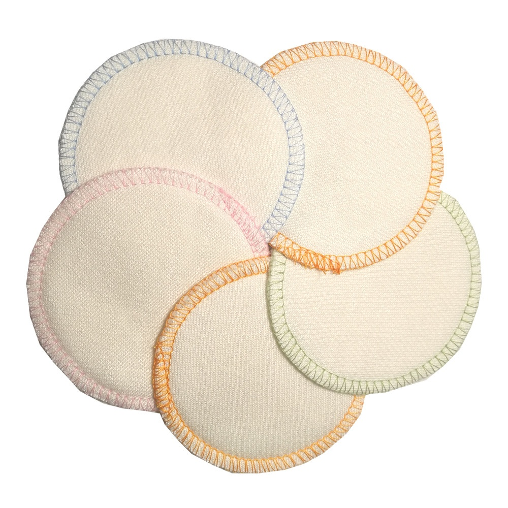 High Quality and Washable Reusable Bamboo Makeup Remover Pads фото