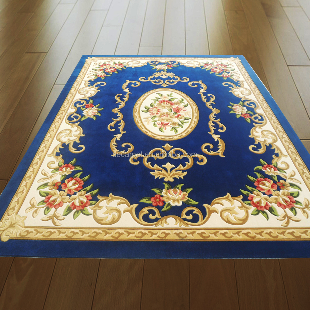 Traditional wool hand made carpets and rugs
