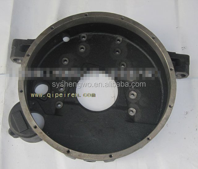 Good price for Dongfeng cummin auto spare part, 6CT 210hp engine flywheel housing C5253948