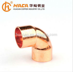 15mm Copper Pipe Connector Copper Elbow