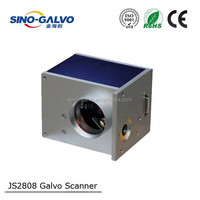 Large beam CO2 JS2808 nd:yag laser galvo scanner for 3D printer