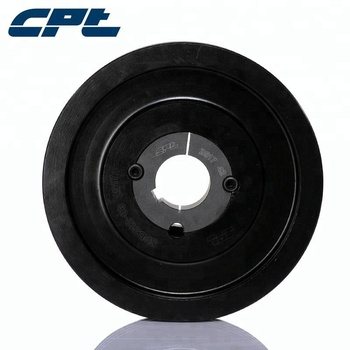 SPB European standard triple v belt pulley wheels