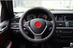 14 Inch Pe Steering Wheel Cover For Car