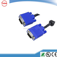 High speed dvi to vga/rca male/female monitor cable Db9 Cable To Dvi Cable