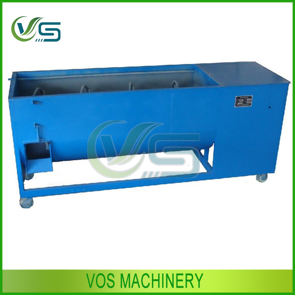 Widely used specially designed mixer machine for mushroom culture materials