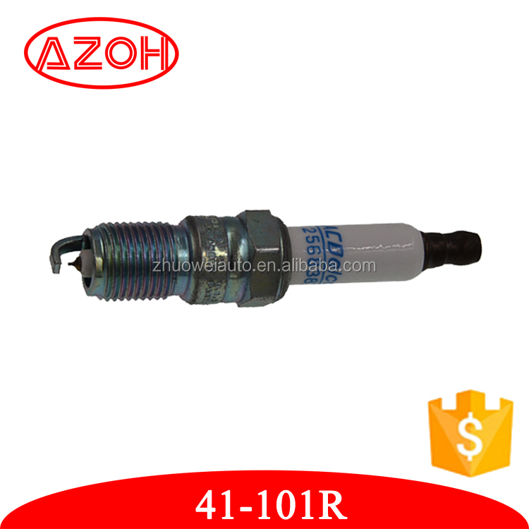 Genuine quality 41-101R / 41-101 Spark Plug for Buick, AC Delco Spark Plug 12568387 for Chevrolet