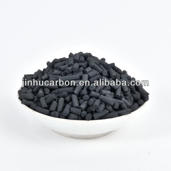 iodine value textile waste water treatment Anthracite coal based pellet activated carbon