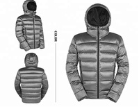 Goose fashion winter outdoor men down jacket