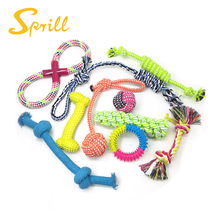 SPRILL Soft and Durable Pet Chew Toys For Dogs Pack