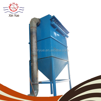 Chinese manufacturer baghouse in Dust Collector professional customized