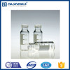 Free sample 2ml 9-425 glass vials agilent hplc vials with PTFE silicone septa